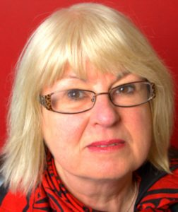 A picture of Cllr Jean Todd