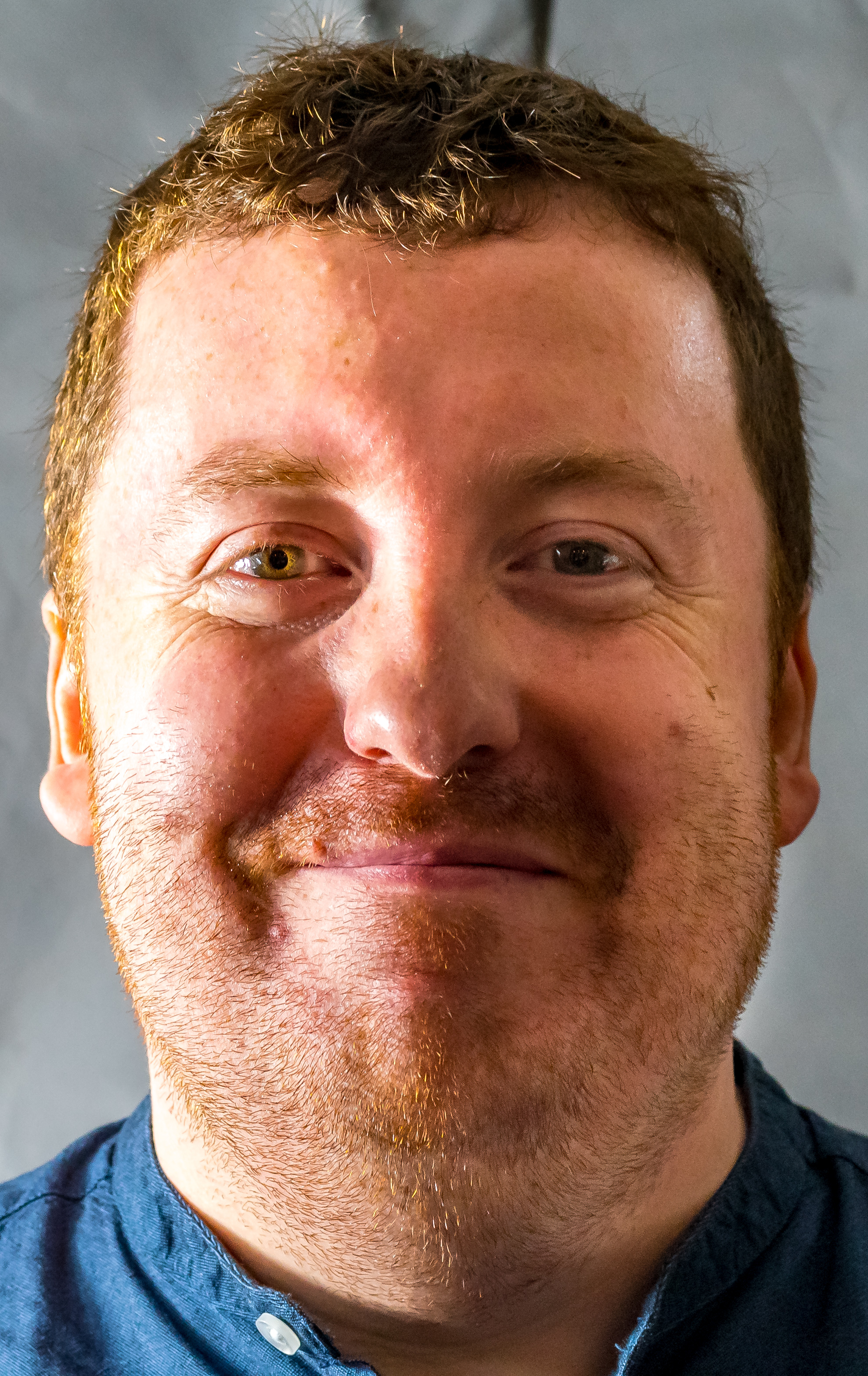 Photo of Anthony Mckeown