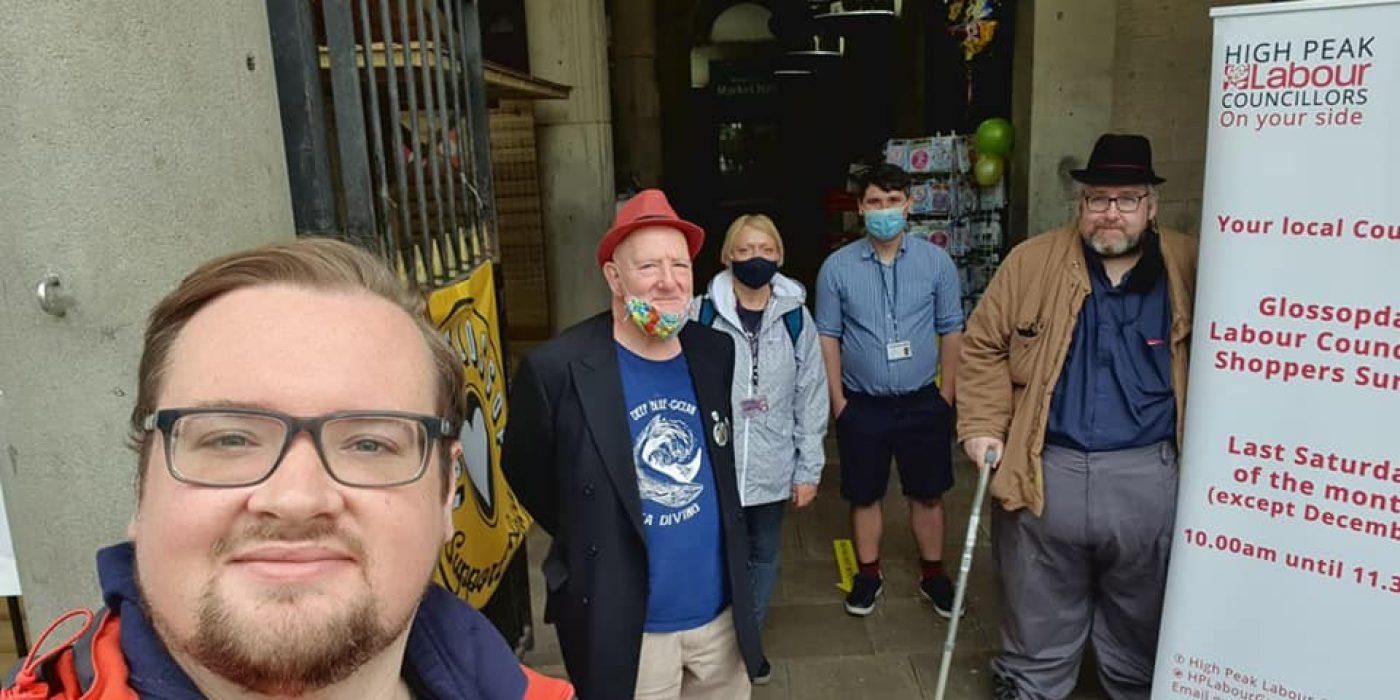 June 2021 Councillors Shoppers Surgery